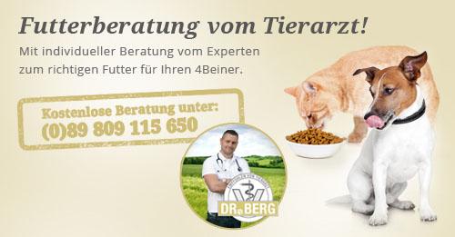 Kostenlose Futterberatung pets Premium