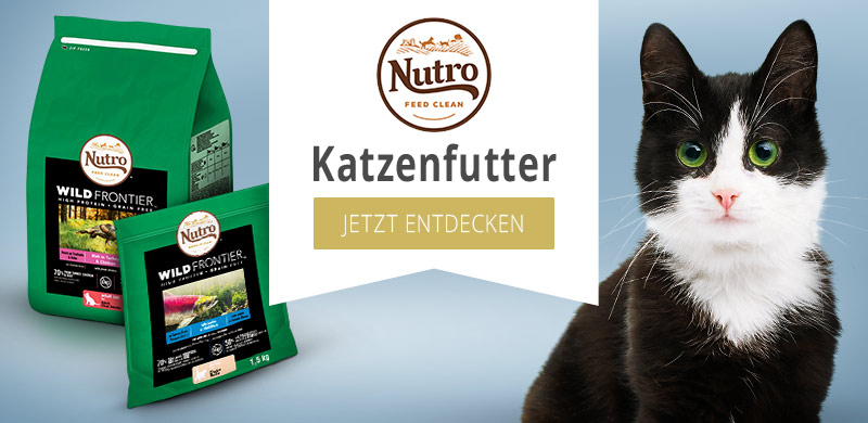 Nutro Katzenfutter