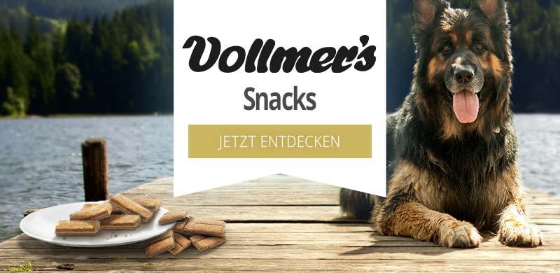Vollmer's Snacks für Hunde