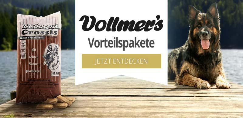Vollmer's Vorteilspakete für Hunde