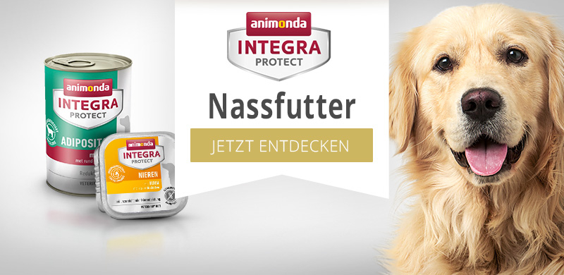 Animonda Integra Protect Nassfutter für Hunde
