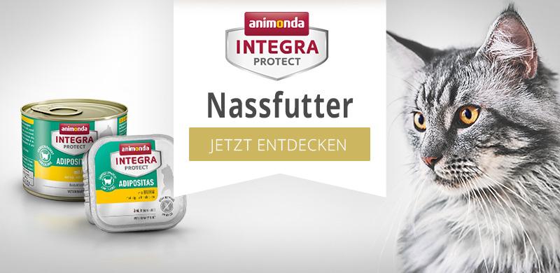 Animonda Integra Protect Nassfutter für Katzen
