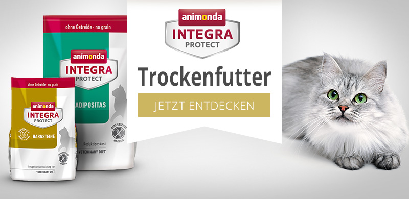 Animonda Integra Protect Trockenfutter für Katzen