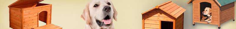 Banner Hundezubehör Schlafplätze Hundehütten