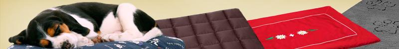 Banner Hundezubehör Schlafplätze Kissen und Decken
