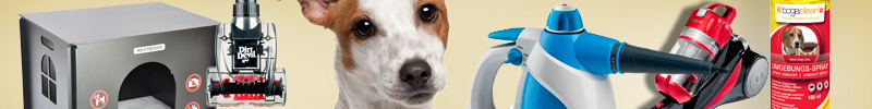 Banner Hundezubehör Staubsauger und Hygiene