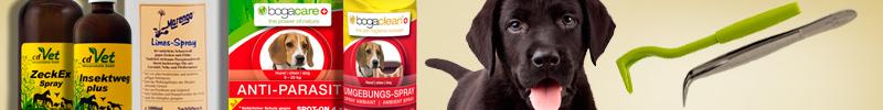 Banner Hundezubehör Anti Parasiten-Schutz für Hunde