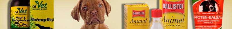 Banner Hundezubehör Pfoten- und Krallenpflege