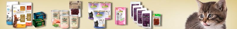 Banner Katze Aktionen und Angebote Premium Pakete