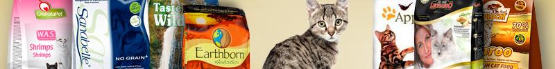 Banner Katzenfutter Getreidefreies Futter Trockenfutter