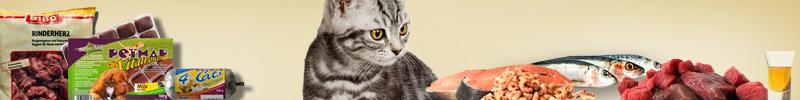 Banner Katzenfutter Spezial-& Frostfutter BARF Frostfutter Frostfutter