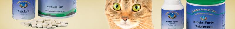 Banner Katzenfutter Spezial- & Frostfutter BARF Frostfutter Vitamine Mineralien und Taurin