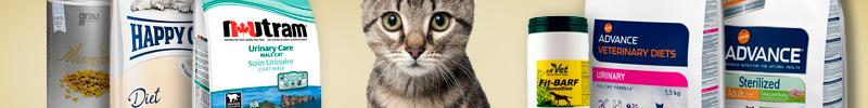 Banner Katzenfutter Spezial & Frostfutter Niere und Harnapparat