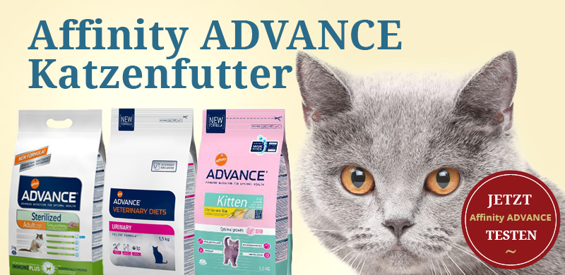 Affinity Advance Katzenfutter