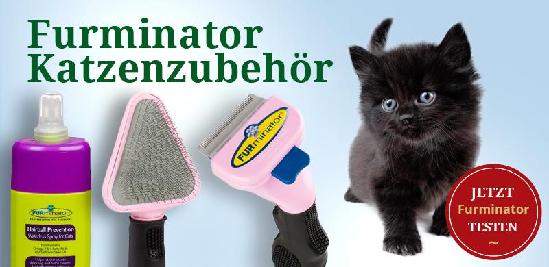 Furminator Katzenzubehör