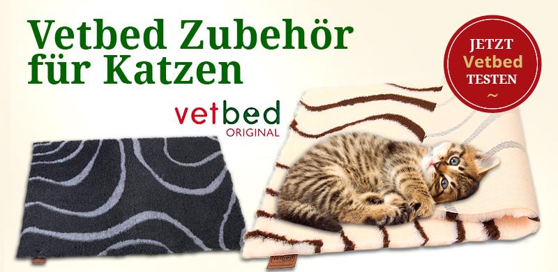 VetBed Zubehör für Katzen