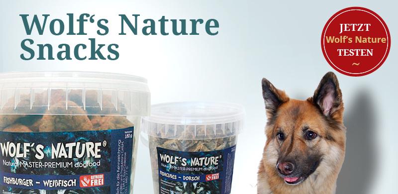 Wolf´s Nature Snacks