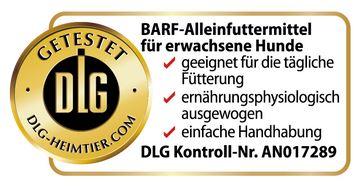 Barfers Wellfood DLG Siegel