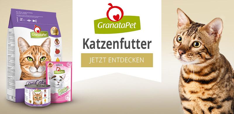 GranataPet Katzenfutter