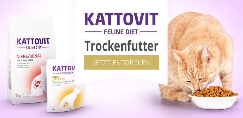 Kattovit Trockenfutter