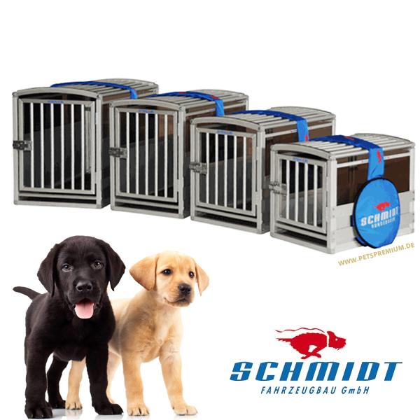 Schmidt Hundeboxen bei pets Premium