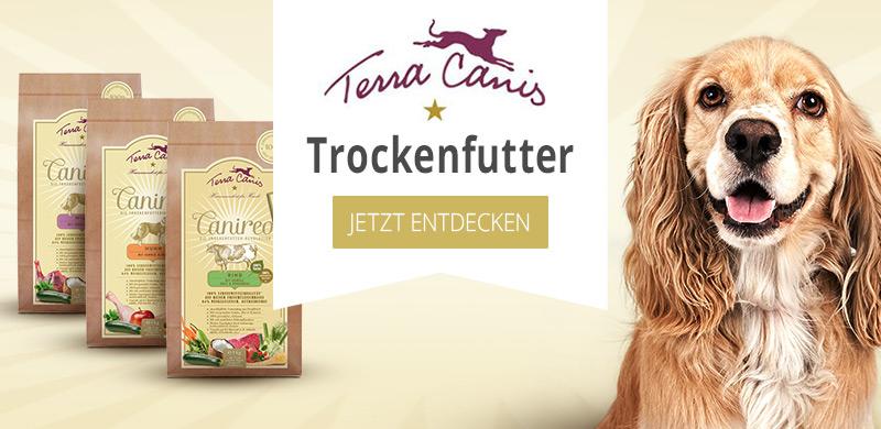 Terra Canis Trockenfutter