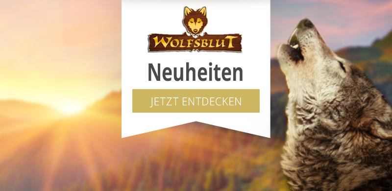 Wolfsblut Neuheiten