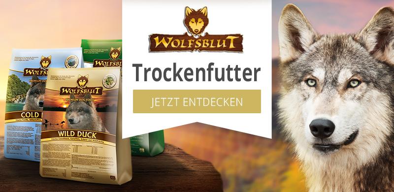 Wolfsblut Trockenfutter