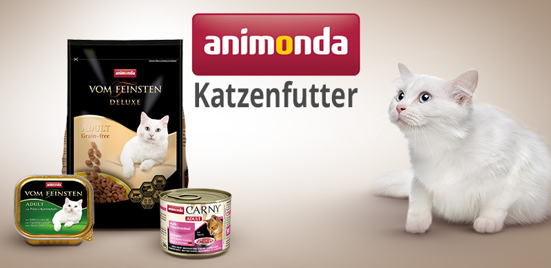 Animonda Katzenfutter