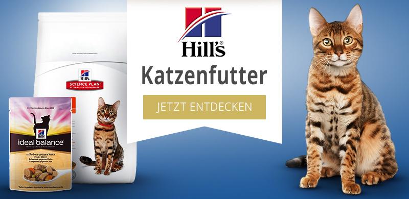 Hill's Katzenfutter