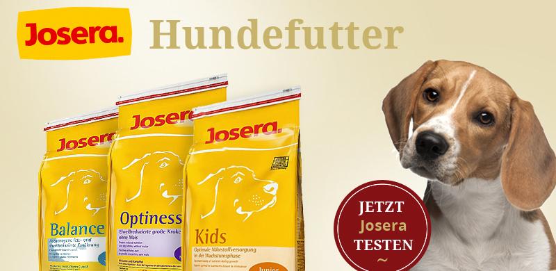 Josera Hundefutter