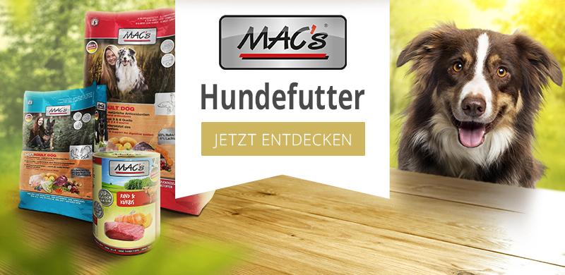 Mac's Hundefutte