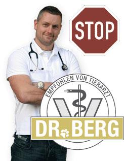 Dr. Berg Stopschild