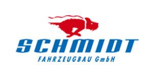 Schmidt-Hundeboxen Logo