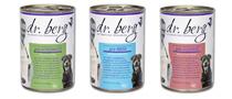 Dr. Berg Tiernahrung - Nassfutter für Hunde