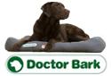 Doctor Bark Hundekissen