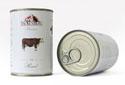 Fleischdosen & Gefriergetrocknet