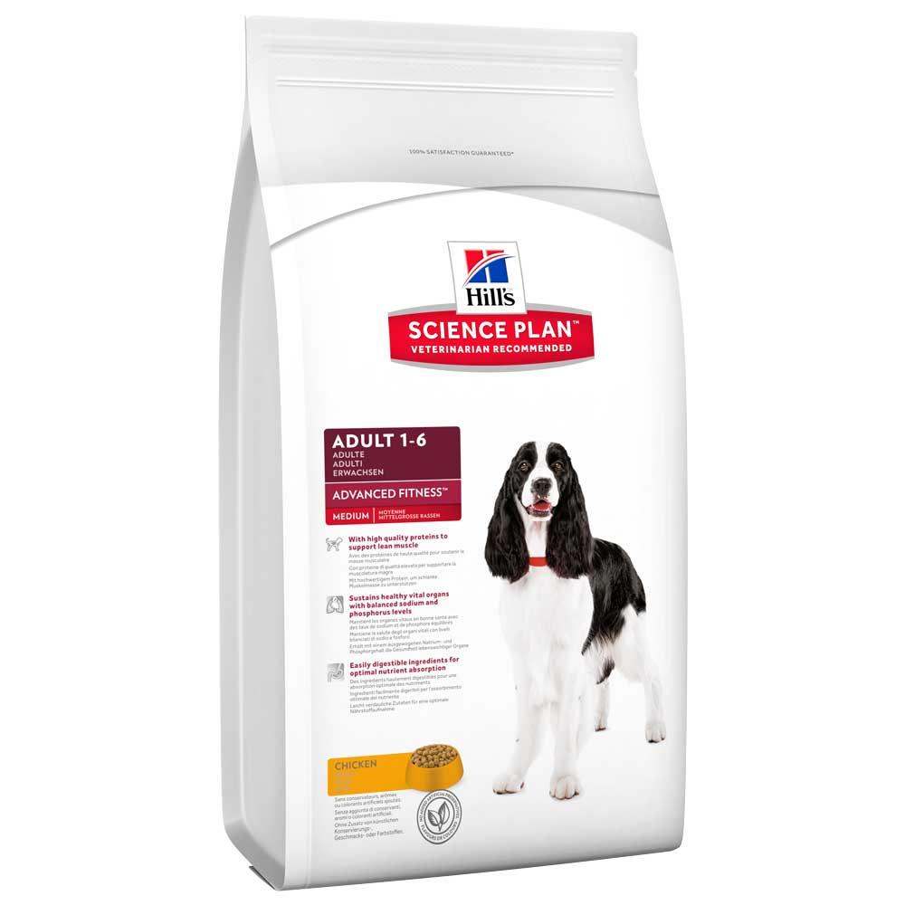 12 kg | Science Plan Canine Adult Medium Huhn | Hill's