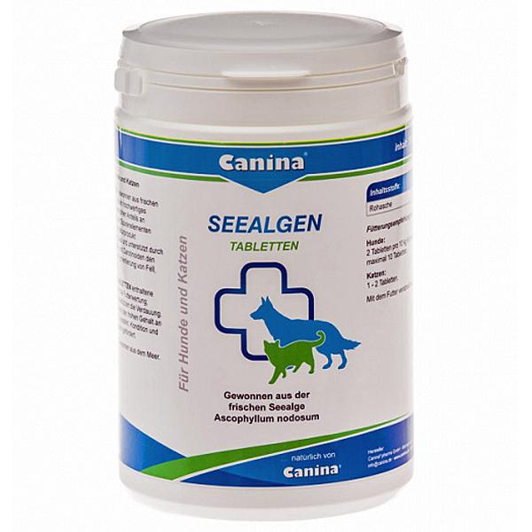 Canina - Ergänzungsfutter - Seealgenmehl 750g