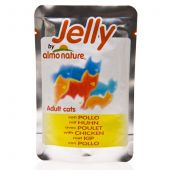 Almo Nature - Nassfutter - Jelly mit Huhn