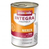 Animonda - Nassfutter - Integra Protect Nieren mit Rind (getreidefrei)