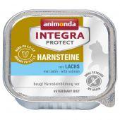 Animonda - Nassfutter - Integra Protect Adult Harnsteine mit Lachs (getreidefrei)