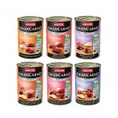 Animonda - Nassfutter - GranCarno Sensitiv Adult Mixpaket (getreidefrei)