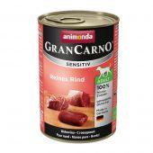Animonda - Nassfutter - GranCarno Sensitiv Adult Reines Rind (getreidefrei)