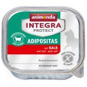Animonda - Nassfutter - Integra Protect Adult Adipositas mit Kalb (getreidefrei)