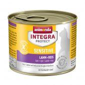 Animonda - Nassfutter - Integra Protect Adult Sensitive Lamm + Reis