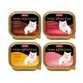 Animonda - Nassfutter - Vom Feinsten Mixpaket Fleischvielfalt (getreidefrei)