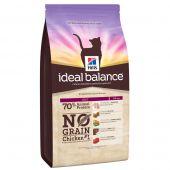 Hill's - Trockenfutter - Ideal Balance Feline Adult mit Huhn & Kartoffel (getreidefrei)