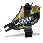 Julius - K9 - Hundegeschirr - IDC - Powergeschirr Camouflage