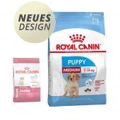 Royal Canin - Trockenfutter - Size Medium Puppy Welpenfutter trocken für mittelgroße Hunde